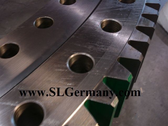 нов опорно-кормилен механизъм  slewing ring, bearing, turntable за автокран DEMAG AC 95, 155, 205, 265, 50, 80, 100, 200.