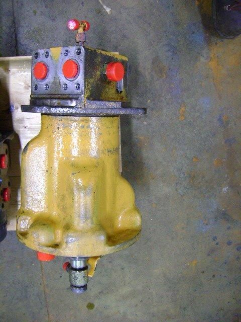 опорно-кормилен механизъм  Rotating Joint LIEBHERR за багер LIEBHERR 942