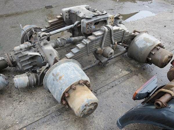 ос SCANIA RBP835 за камион SCANIA RBP835