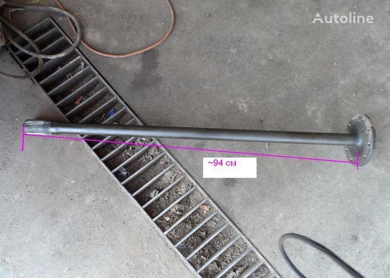 полуоска DAF на 28 шлицов , длина 94 см. за камион DAF 45 LF