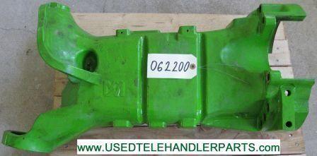 полуоска MERLO pro typy 55.9, 60.9, 75.9 за челен товарач MERLO