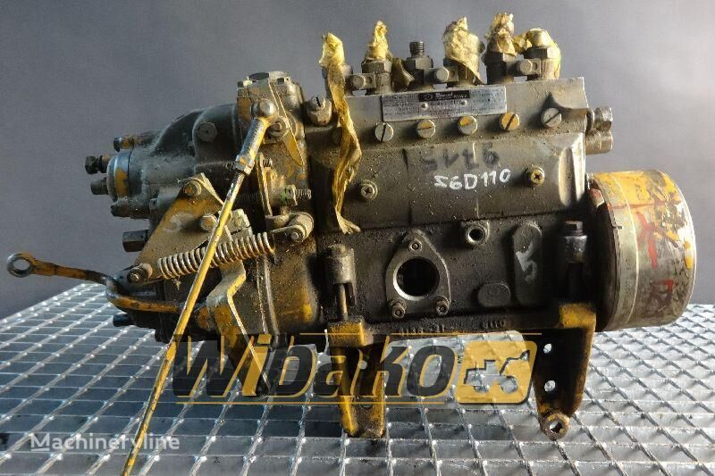 помпа за впръскване на гориво под високо налягане  Injection pump Diesel Kikki 101601-3170 за друга строителна техника 101601-3170 (547K662939)