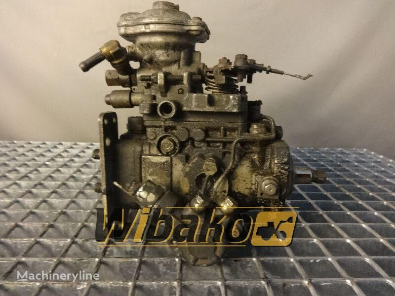 помпа за впръскване на гориво под високо налягане Injection pump Bosch 0460424314 за багер 0460424314 (VE4/12F1150L934-1)