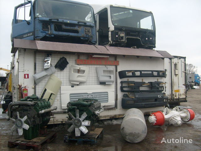 резервни части за камион