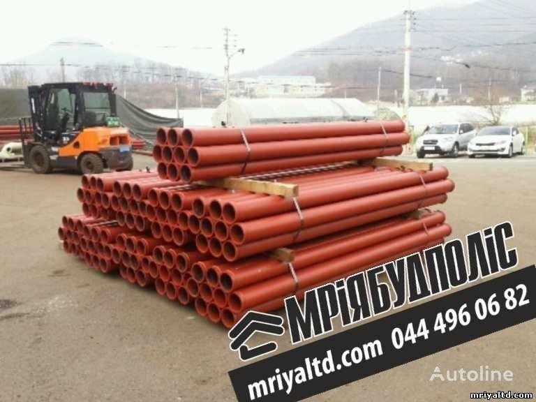 нова резервни части  Трубы (стальной бетоновод) Трубы для подачи бетона, для бетононасоса за бетон-помпа