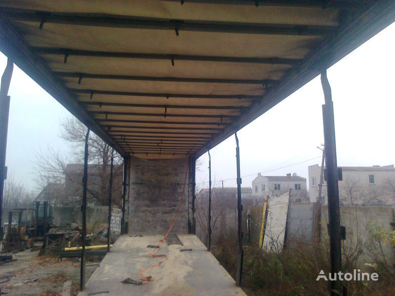 резервни части  Сдвижная крыша за полуремарке