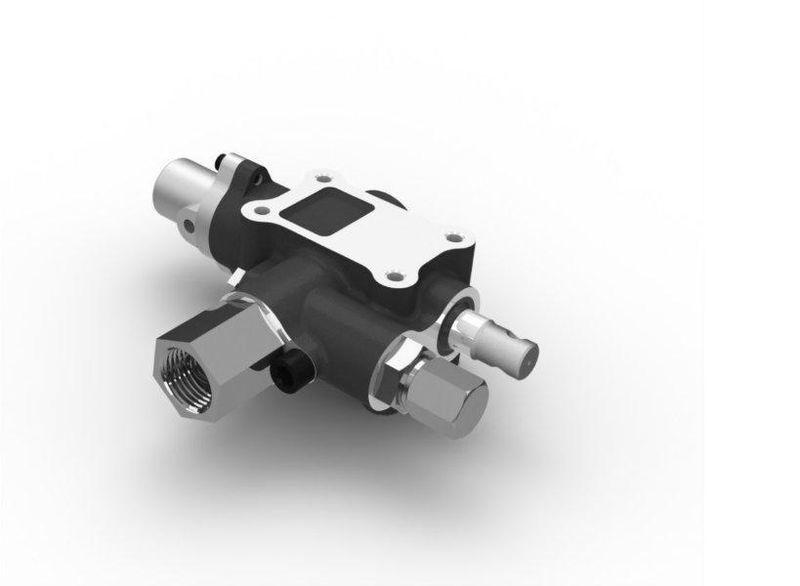 нова резервни части  Распределительный клапан АВСТРИЯ на гидравлический бак 140л/мин за влекач