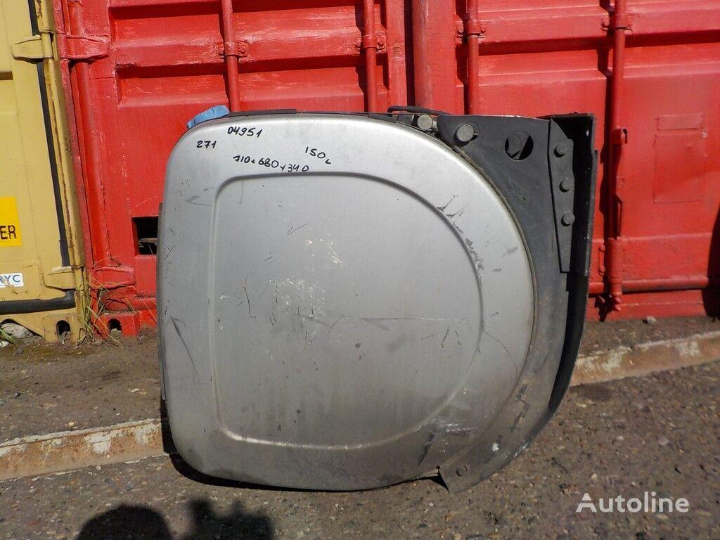 резервни части  Бак мочевины Volov/RVI 700X700X330 за камион