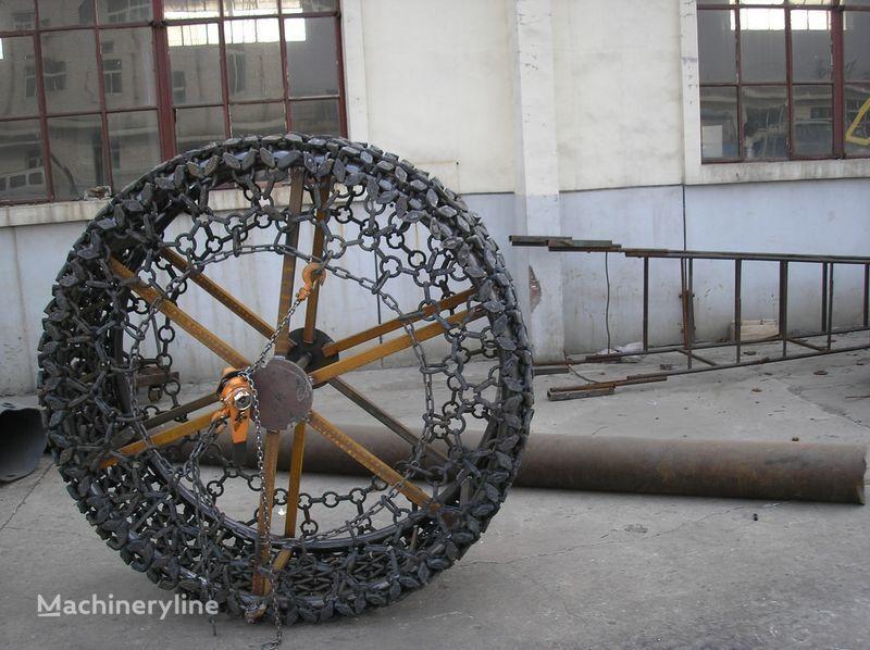 резервни части  Шинозащитные цепи (кольчуги) за друга строителна техника