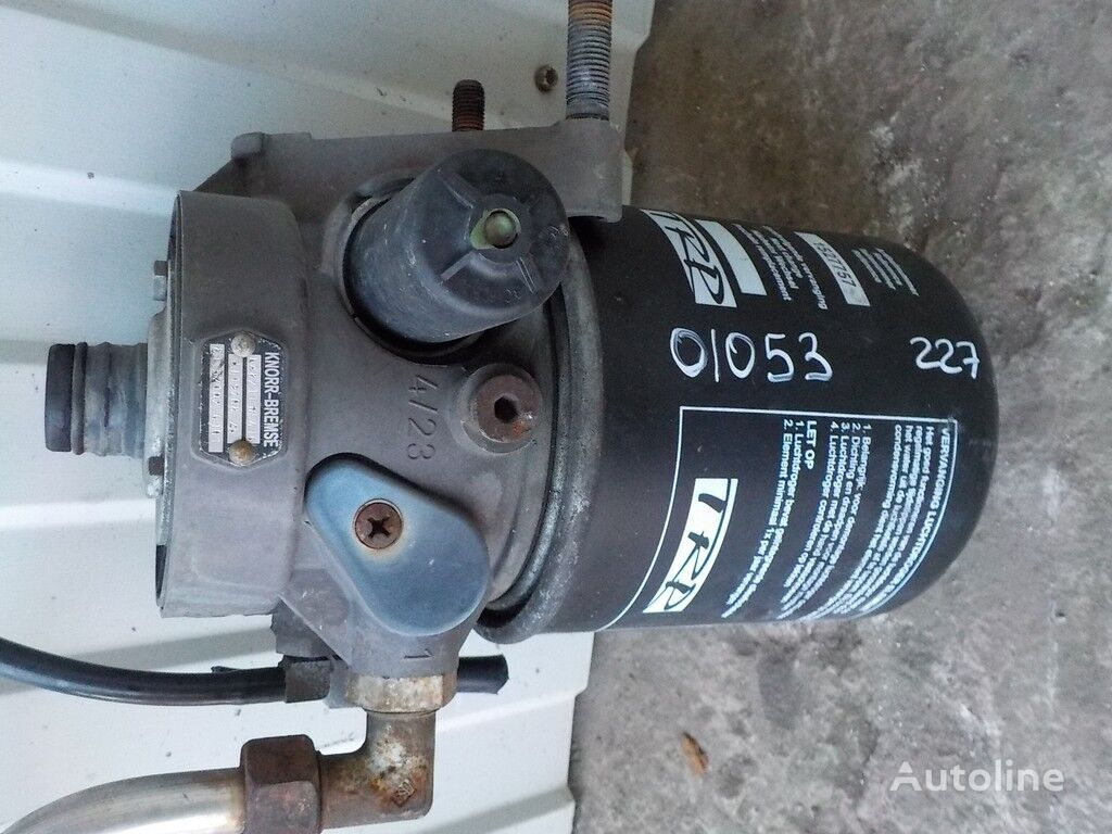 резервни части Осушитель воздуха MAN за камион