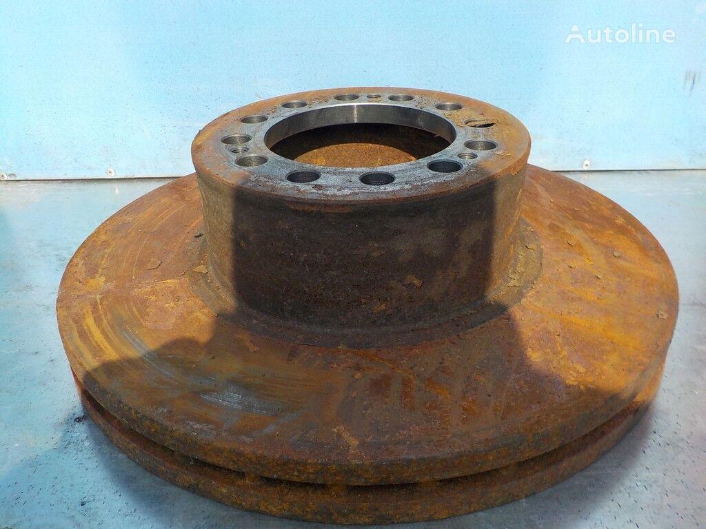 резервни части  Диск фрикционной передачи с коническом ведущим колесом MAN за камион