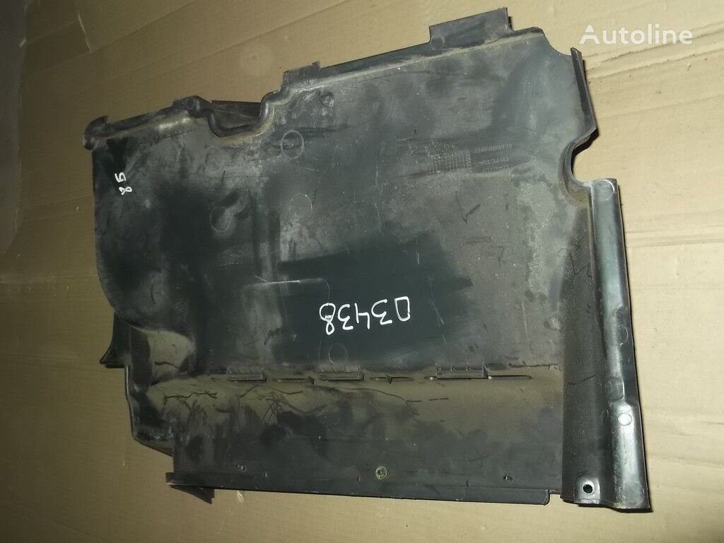 резервни части Обшивка передней стенки MAN за камион