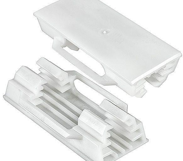 нова резервни части  CARGO FLOOR ŚLIZG LISTWY CF 25 x 25 MM, 100sztuk. за полуремарке