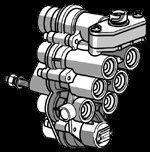 резервни части 4-Х КОНТУРНИЙ ЗАХИСТНИЙ КЛАПАН   IVECO KNORR (AE4502, K011931) за камион IVECO STRALIS