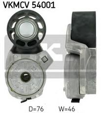резервни части натягувач ремня RVI  RENAULT SKF (VKMCV 54001) за камион RENAULT MAGNUM
