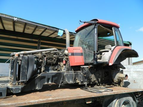 резервни части  б/у запчасти / used spare parts за трактор CASE IH MX 200 MAGNUM