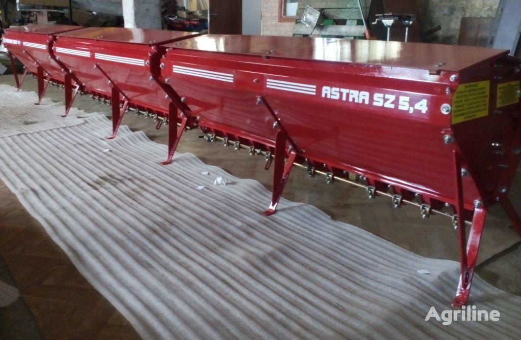 нова резервни части  Бункер зерновой на сеялку СЗ - 3,6 в сборе за сеялка ЧЕРВОНА ЗИРКА