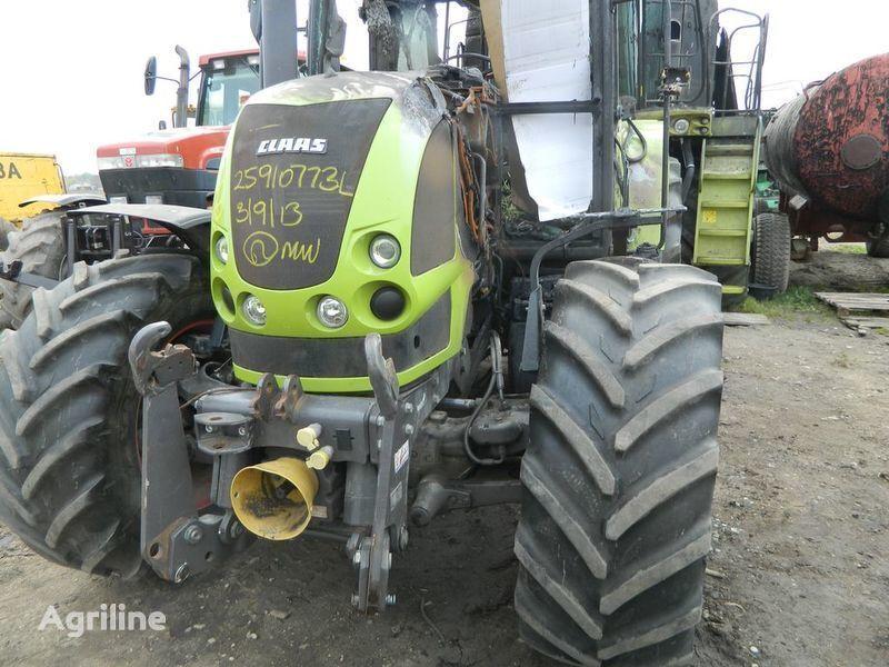 резервни части б/у запчасти / used spare parts CLAAS за трактор CLAAS ARES 567 ATZ