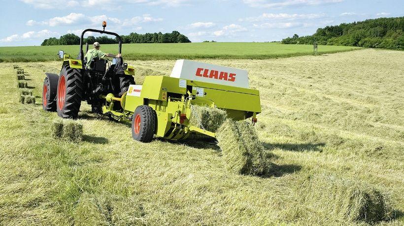 нова резервни части  CLAAS запчасти за сламопреса CLAAS markant,constant,dominant,trabant