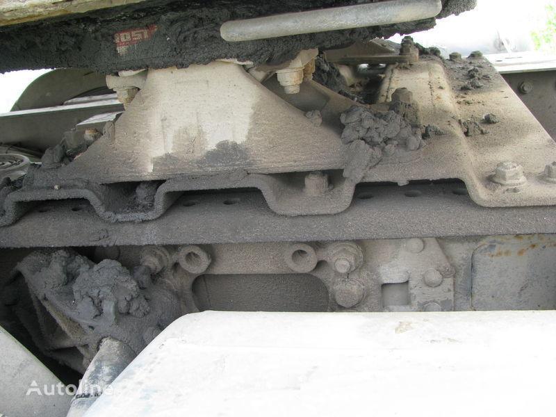 резервни части  Гофра седла за влекач DAF XF,CF