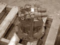 резервни части  Doosan Daewoo silnik obrotu swing motor swing device за каналокопател DOOSAN dx480 dx490 dx520 dx530