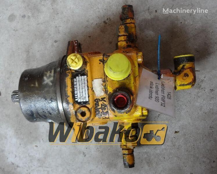 резервни части  Swing motor Liebherr FMF32 за друга строителна техника FMF32 (9270246)
