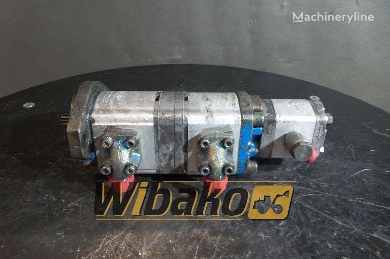 резервни части Gear pump Bosch 510666007 (3) (510666007(3)) за багер 510666007 (3)