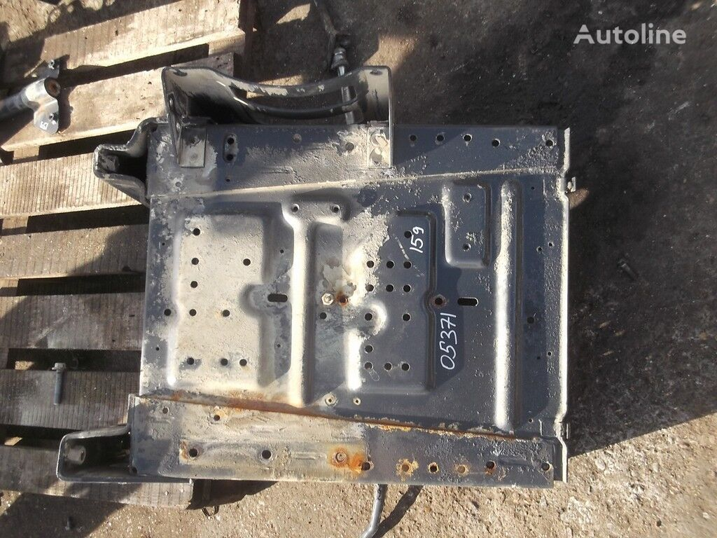 резервни части Аккумуляторный ящик  IVECO за камион IVECO