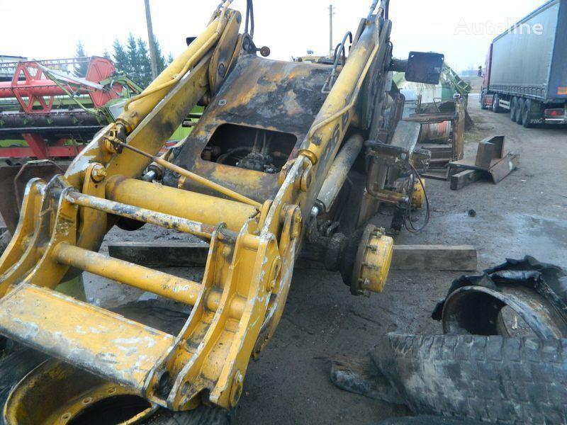катастрофирала резервни части  Б/У ЗАПЧАСТИ/ used spare parts за челен товарач JCB 426
