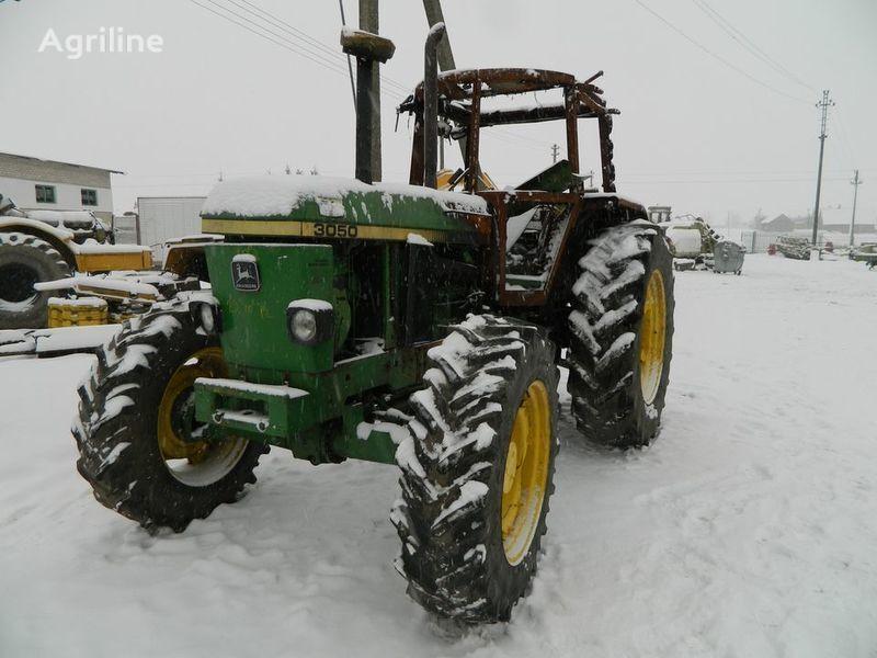 резервни части  б/у запчасти / used spare parts за трактор JOHN DEERE 3050