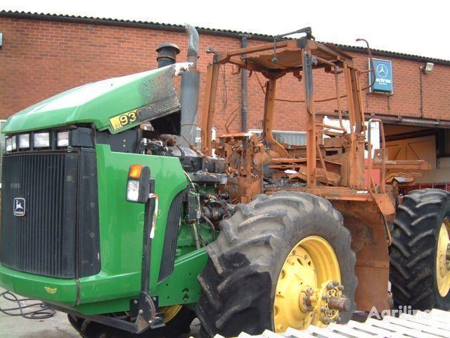 резервни части  б/у запчасти / used spare parts за трактор JOHN DEERE 9300