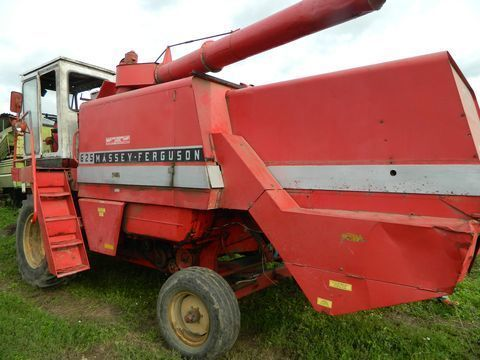 резервни части б/у запчасти / used spare parts MASSEY FERGUSON за комбайн MASSEY FERGUSON 625