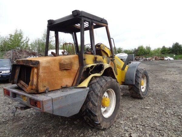 резервни части  MATBRO TR 250  б/у запчасти / used spare parts за подемно-транспортна техника MATBRO TR 250