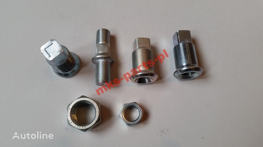 резервни части  Hub bolt for MITSUBISHI CANTER FE444/ за камион MITSUBISHI CANTER FE444 - SZPILKA KOŁA