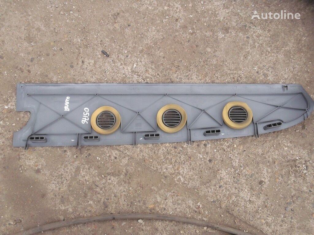 резервни части Накладка-воздуховод передней панели RH  SCANIA за камион SCANIA