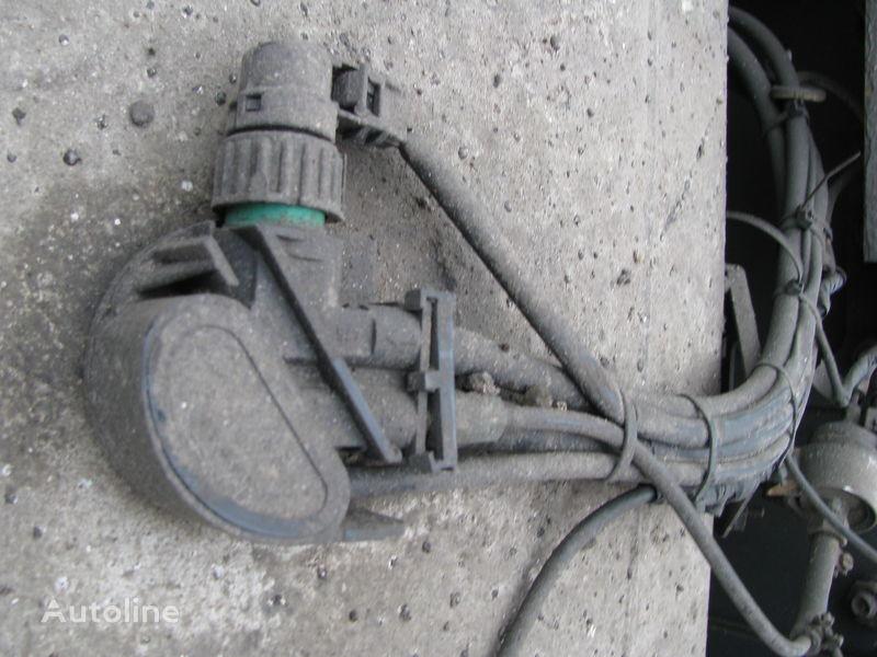 резервоар за гориво за влекач DAF