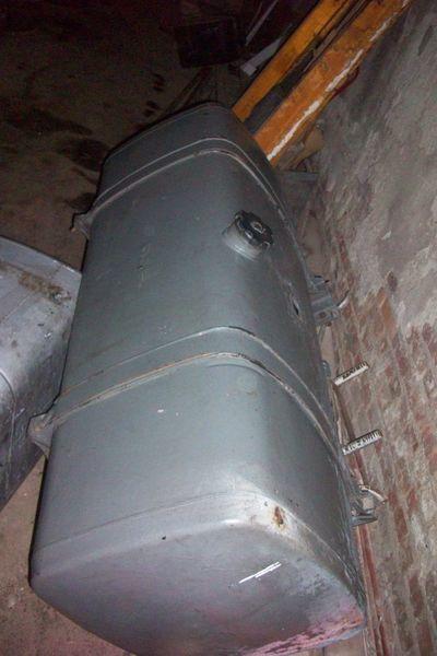 резервоар за гориво DAF 650 за влекач DAF