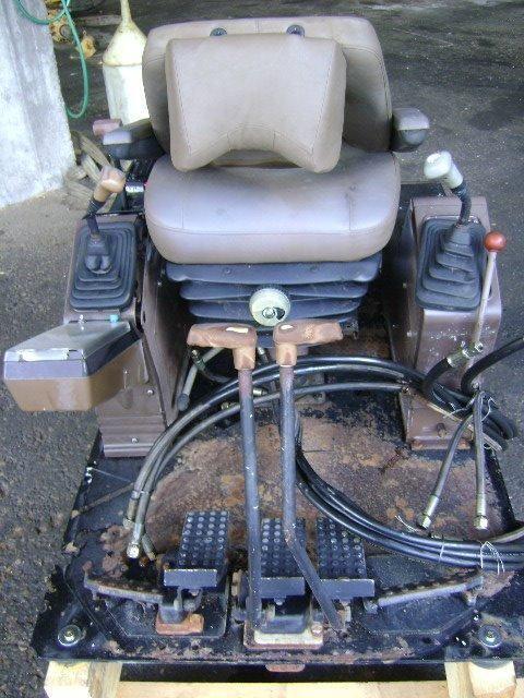 седалка FIAT за багер FIAT Hitachi