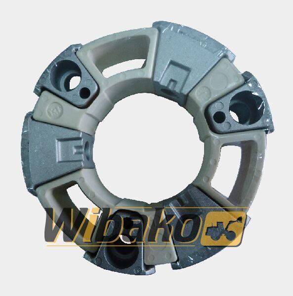 съединител диск  Coupling 35+AL за друга строителна техника 35+AL
