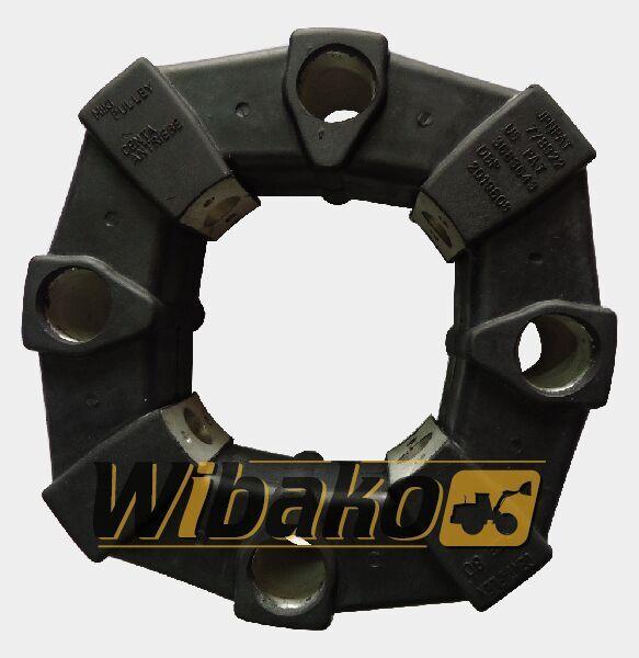 съединител диск  Coupling 80AS за друга строителна техника 80AS