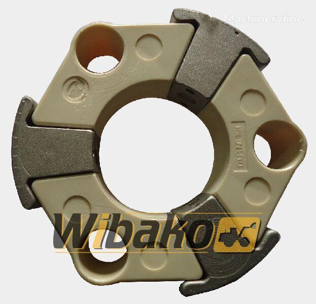 съединител диск Coupling 16H+AL за друга строителна техника 16H+AL