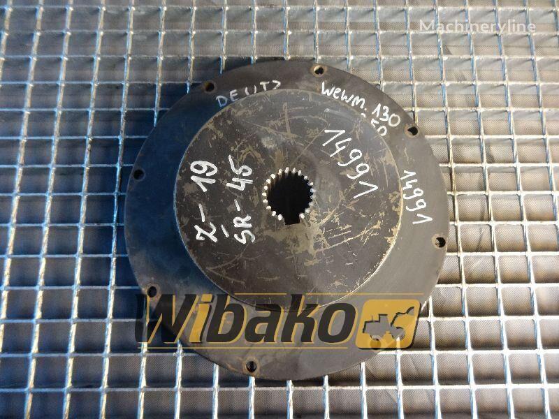 съединител диск  Coupling O&K 19/45/350 за багер O&K 19/45/350