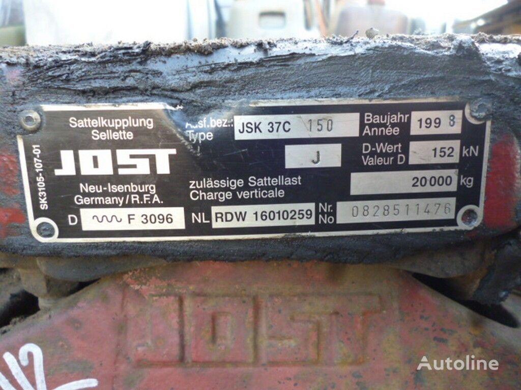 седло JOST В=150 Д=880 Ш=405 за камион