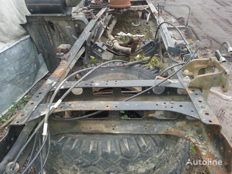 шаси за камион HYUNDAI HD120