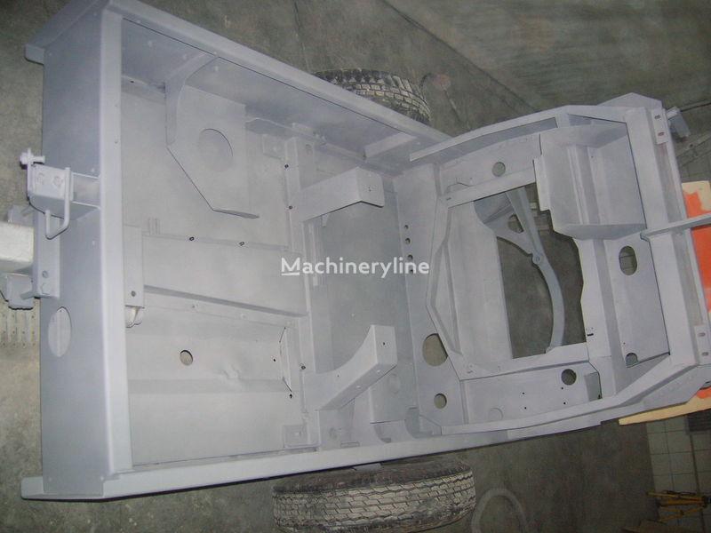 шаси за друга строителна техника PUTZMEISTER  M740/3