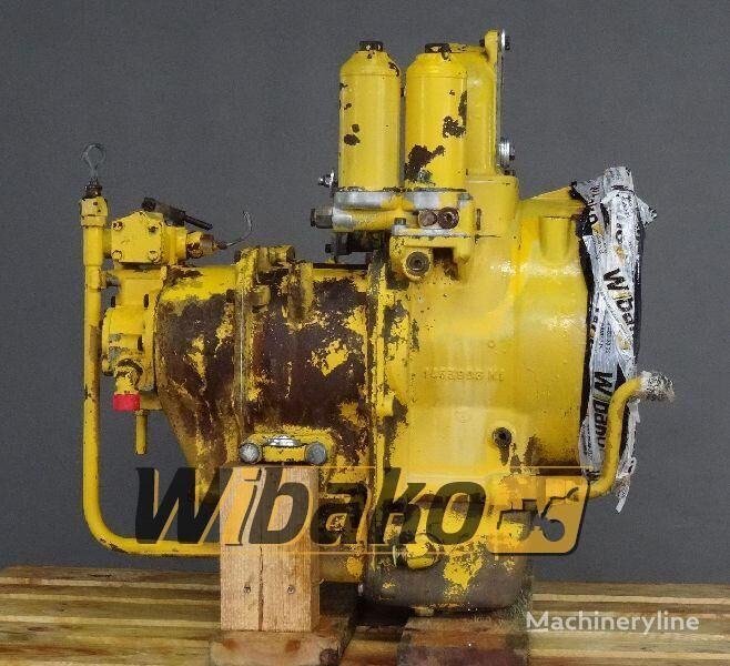 скоростна кутия  Gearbox/Transmission Massey ferguson 0 за багер