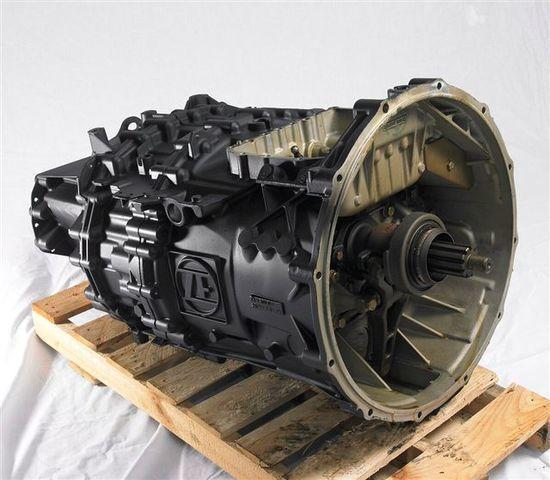 скоростна кутия  ZF AS Tronic за камион All models