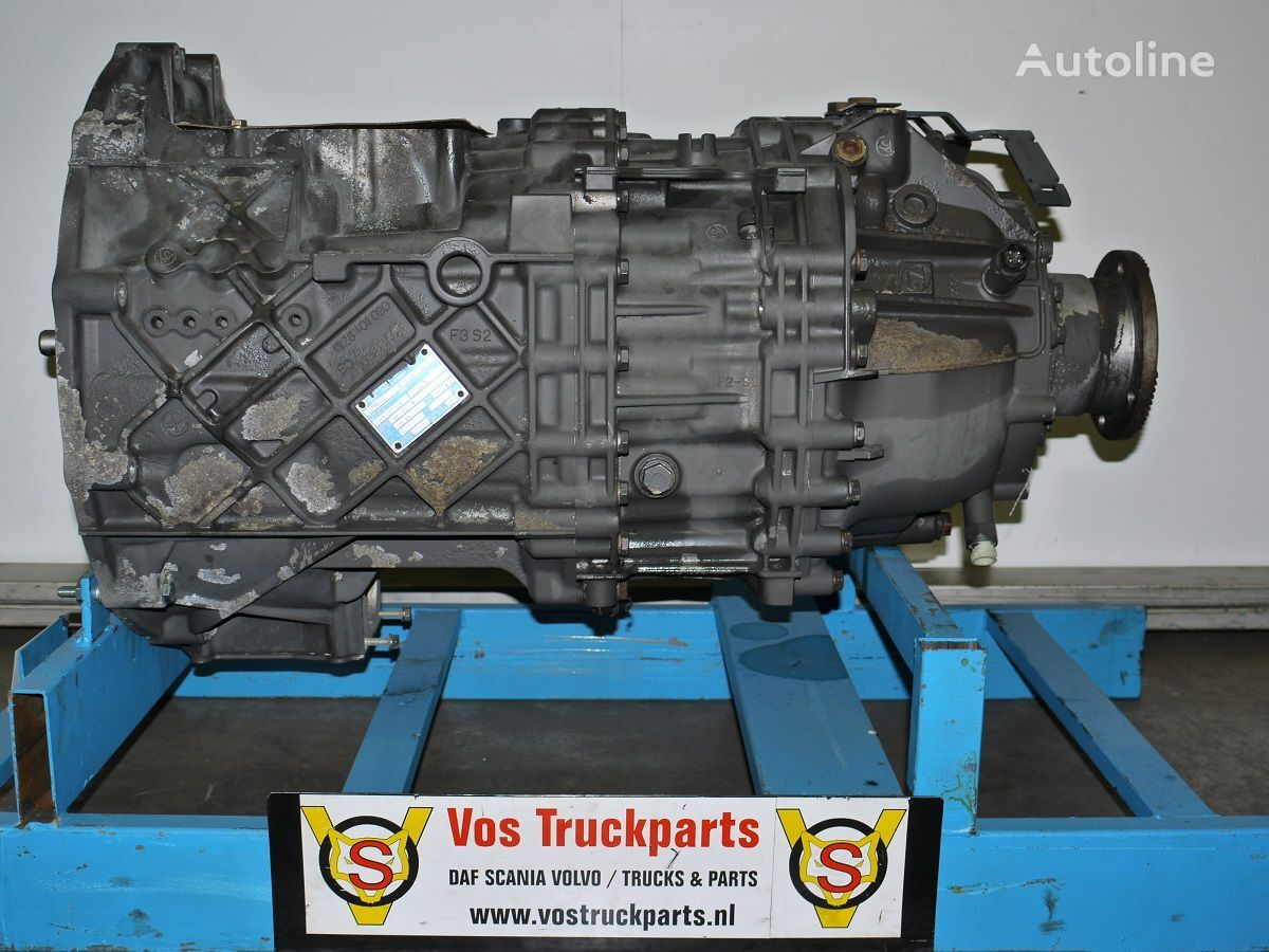 скоростна кутия DAF ZF12AS 2130 TD за камион DAF ZF12AS 2130 TD
