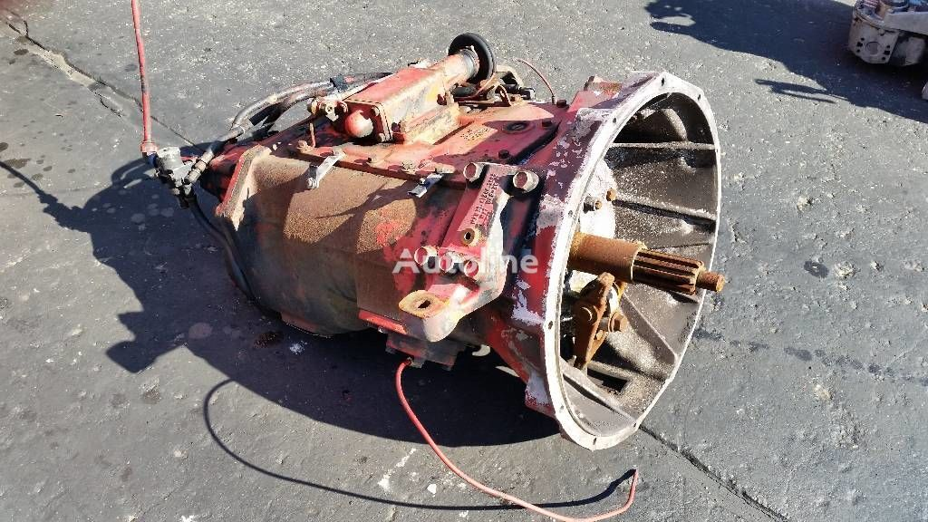 скоростна кутия EATON TF6362E17G4 за камион EATON TF6362E17G4