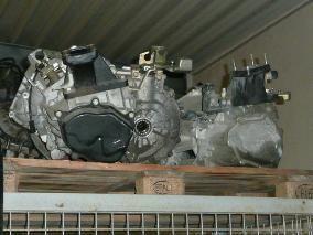 скоростна кутия за камион FIAT Ducato Citroen Peugeot